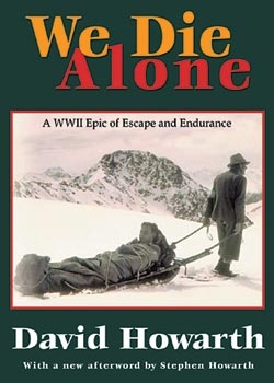 Amazing WWII true adventure story.  Stephen Ambrose listed it as one of the great war stories. Couldn't put it down.