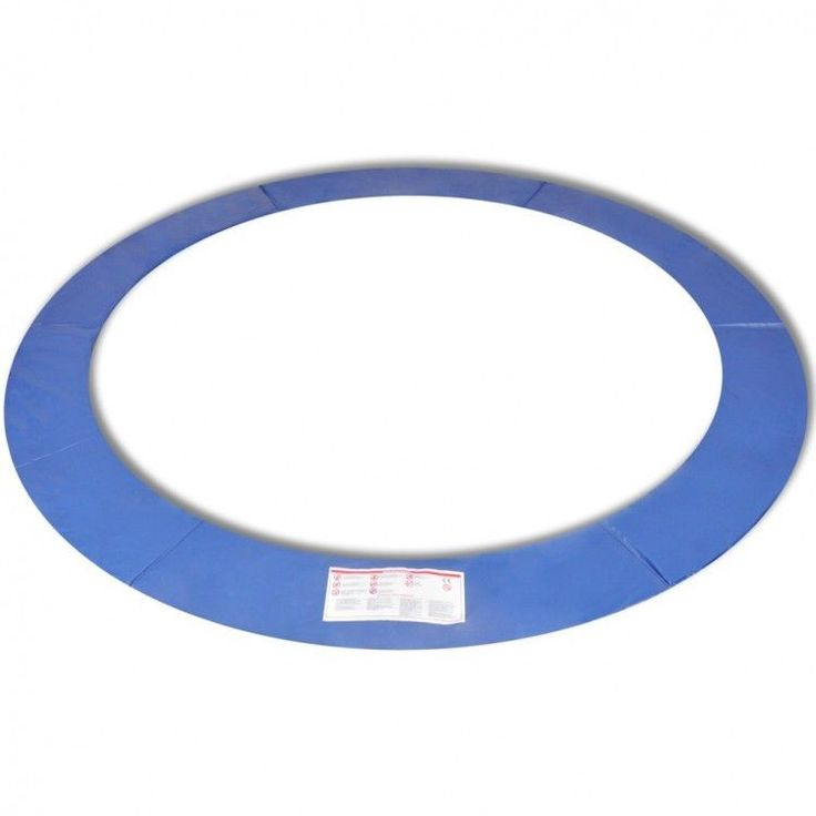 Replacement Trampoline Safety Pad 10Ft Foam Round Mat Spring Cover Spare Parts