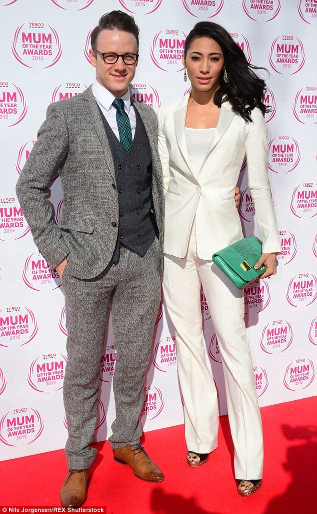 Strictly dancers Karen Hauer and Kevin Clifton tie the knot #dailymail