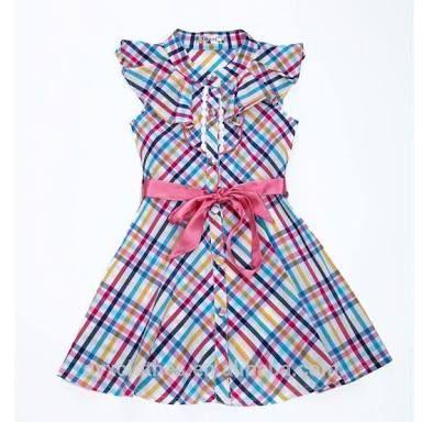 Resultado de imagen para vestidos de niña 2015 casuales