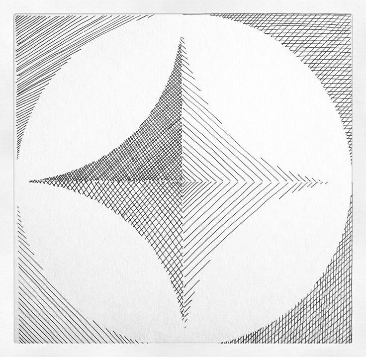 DISEGNI A MANO LIBERA, SENZA TIRALINEE - Penna By Kikka  #Art #Iloveart #Instaart #FePam #GraphicArt #FePamGraphicArt