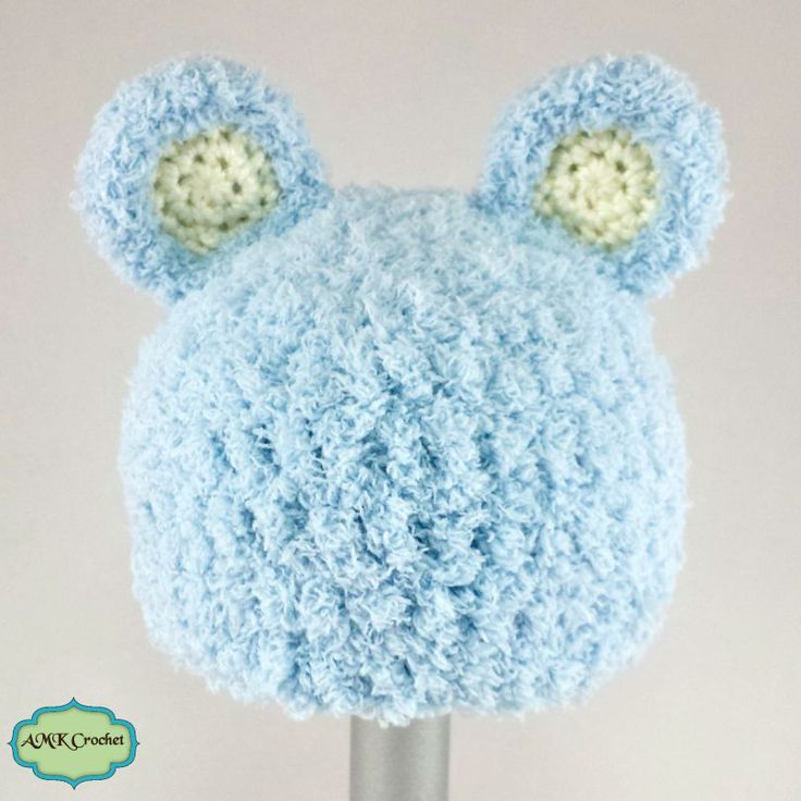 Newborn Crochet Hat Pattern Bulky Yarn : 17 Best images about crochet hats on Pinterest Crochet ...