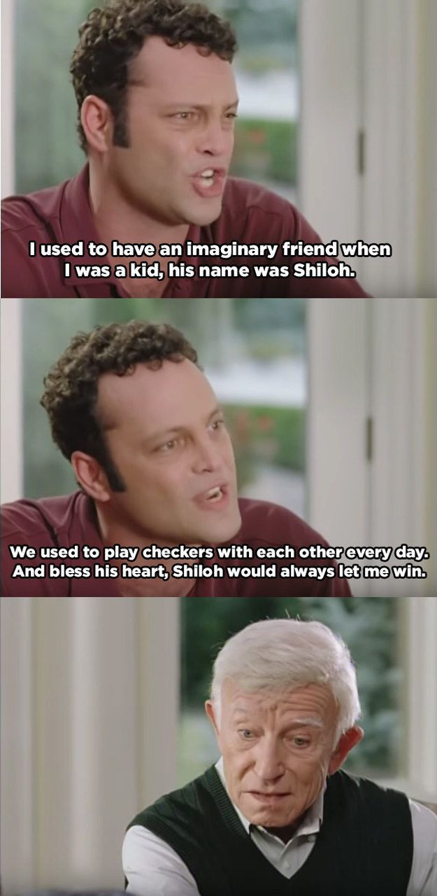 And This One Along With Every Other Vince Vaughn Rant In The Movie