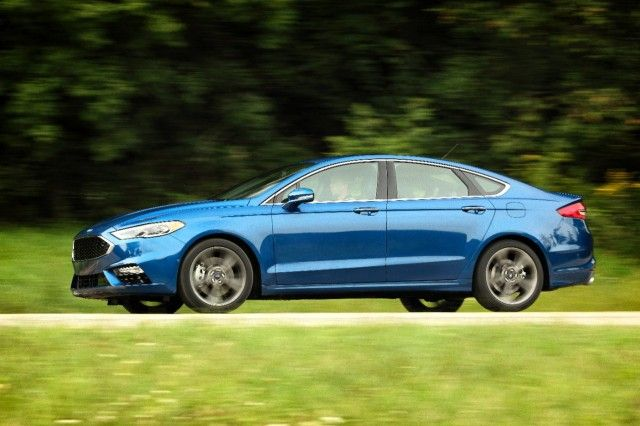 report ford cancels redesign of fusion for north america 2018 ford rh pinterest com