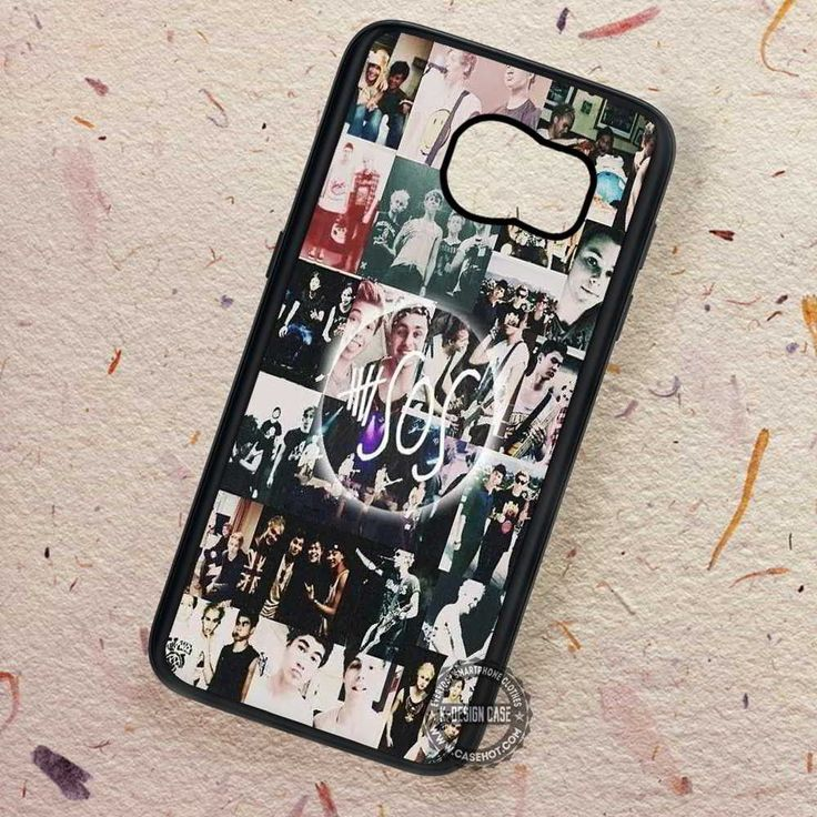 Like This Collage 5sos - Samsung Galaxy S7 S6 S5 Note 7 Cases & Covers