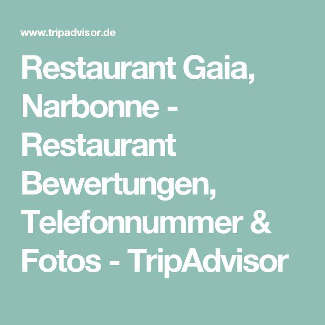 Restaurant Gaia, Narbonne - Restaurant Bewertungen, Telefonnummer & Fotos - TripAdvisor