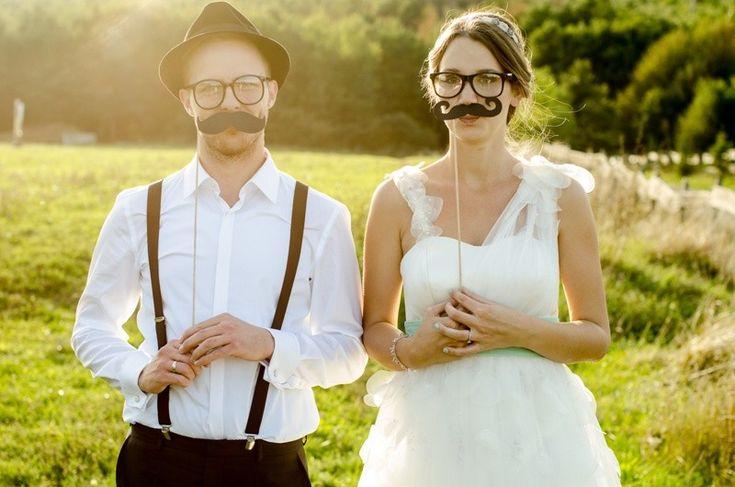 Kolorowe Inspiracje Ślubne: DIY zrób to sam
