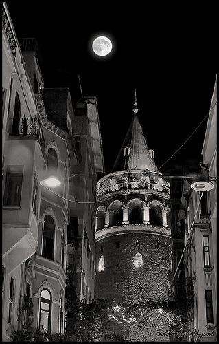 Galata Tower Istanbul
