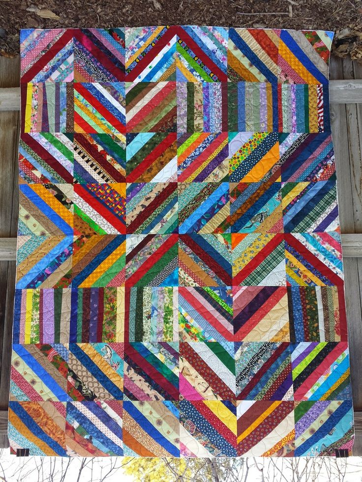 17 Best images about scrappy quilt on Pinterest Quilt designs, Block of the month and Robert ...