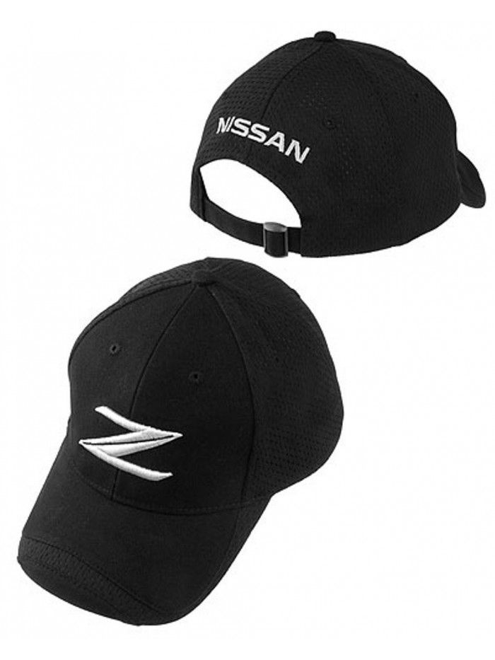 370Z Low Profile Black Baseball Cap - CN1156LZRZN  106c4712f1