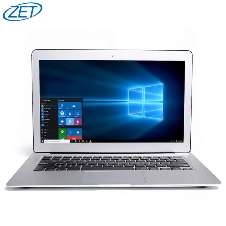 Windows 10 system 8GB Ram+64GB SSD+500GB HDD Ultrathin Quad Core J1900 Fast Running Laptop Notebook Computer, free shipping