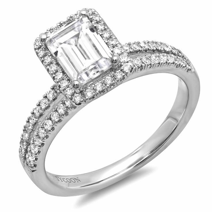 Amber Blank Wedding Ring Gallery
