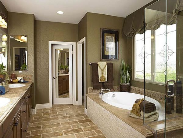 72 best interior design favorite bathrooms images on pinterest dream bathrooms master Master bedroom plans with bath