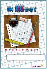 Ik meetweet - Werkboek in map Jimke Nicolai , Folkert Oldersma (Zelf kopiëren is toegestaan) Ik meetweet is een werkboek voor kinderen in de bovenbouw van de basisschool om het meten te verkennen en toe te passen. Daarbij staan maten van het eigen lichaam centraal. Het werkboek bevat verrassende opdrachten: volume van je mond meten, decibels meten, oppervlakte en omtrek van je hand, volume van je vuist, het meten van je spierkracht, je hartslag en nog veel meer. Onderzoek is belangrijk.