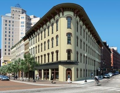 71 best architecture flatiron buildings images on pinterest for Grand rapids architecture firms
