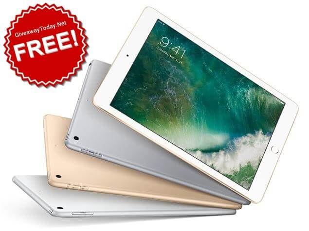 Win Apple iPad 32GB Giveaway June 2017