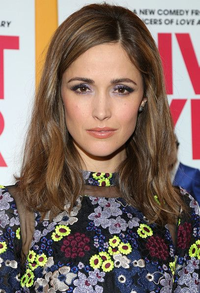 rose byrne hair - Google Search
