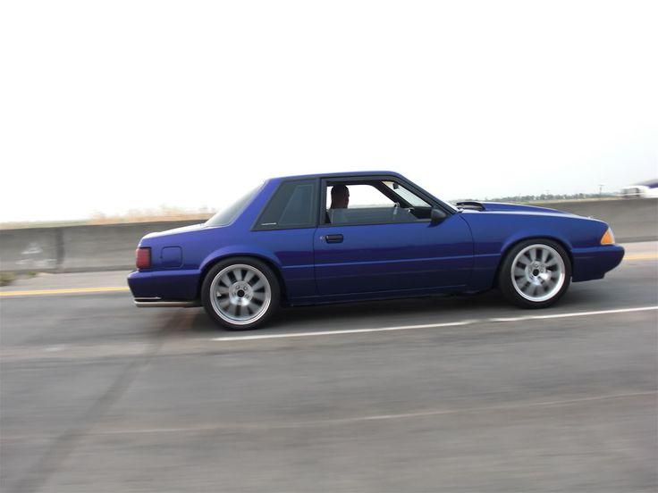 5.0L Fox Mustang