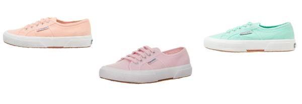 Superga Zapatillas Pink Peach zapatillas Zapatillas Superga Pink Peach Noe.Moda