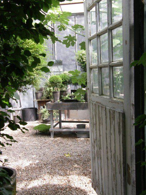 17 best images about indoor gardens on pinterest gardens for Garden shed floor ideas