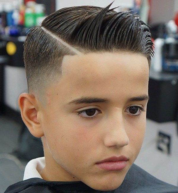 33 Best Boys Fade Haircuts 2021 Guide Boys Fade Haircut Boy Hairstyles Hairstyles For Teenage Guys
