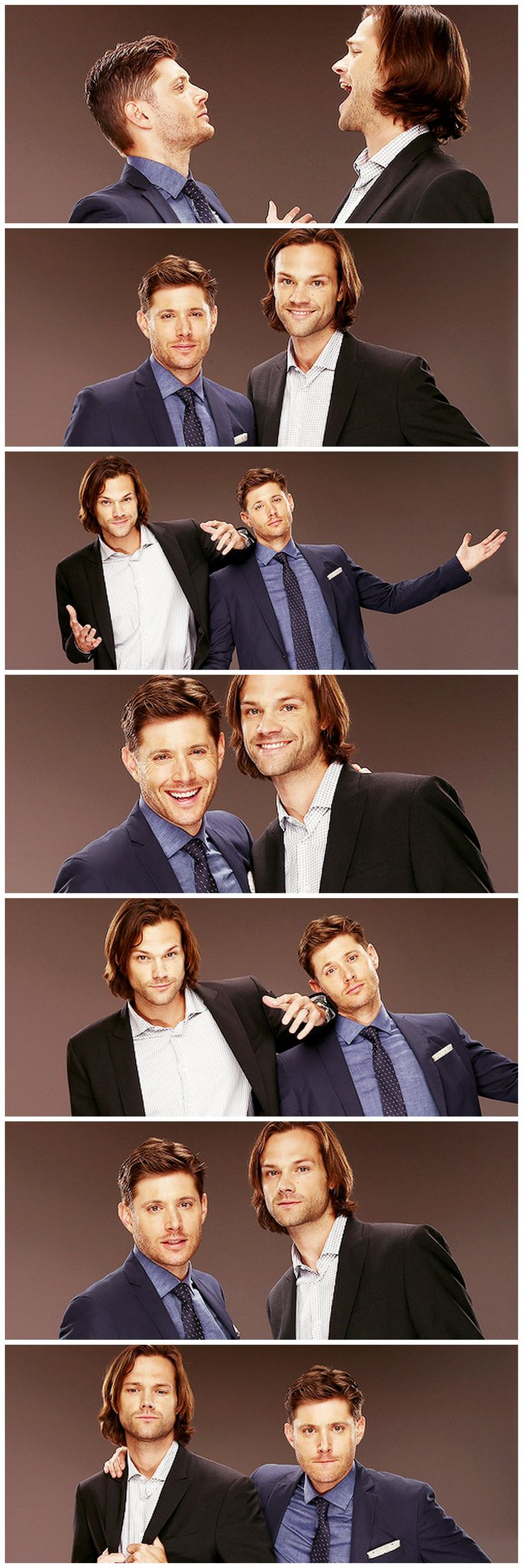 I'll be off for a little while (off on an adventure •.• woop woop) and I will take this opportunity to say I LOVE EVERY SINGLE ONE OF Y'ALL <3 jeez louise, you guys are the best! To share the love, here is a fab collection of J2 that I know you will love as much as I do. Srsly, keep it kwl and enjoy your summer, m8. Comment on anything (and everything), I looooove reading comments so much. Also, I wish you all the best TV content this summer :P baaaii x KawaiiCas