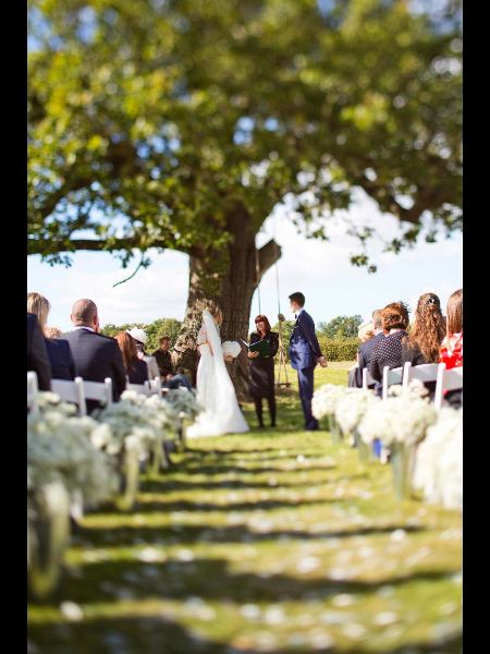 Caught The Light Wedding At House Meadow Kent