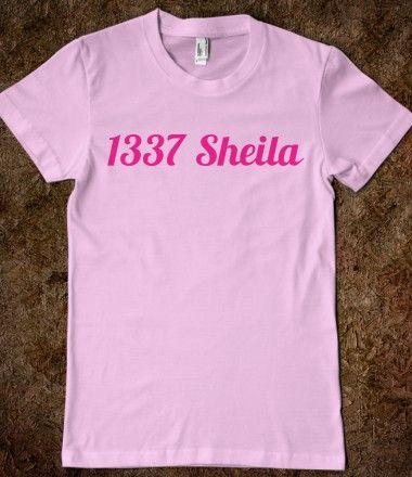 1337 Sheila