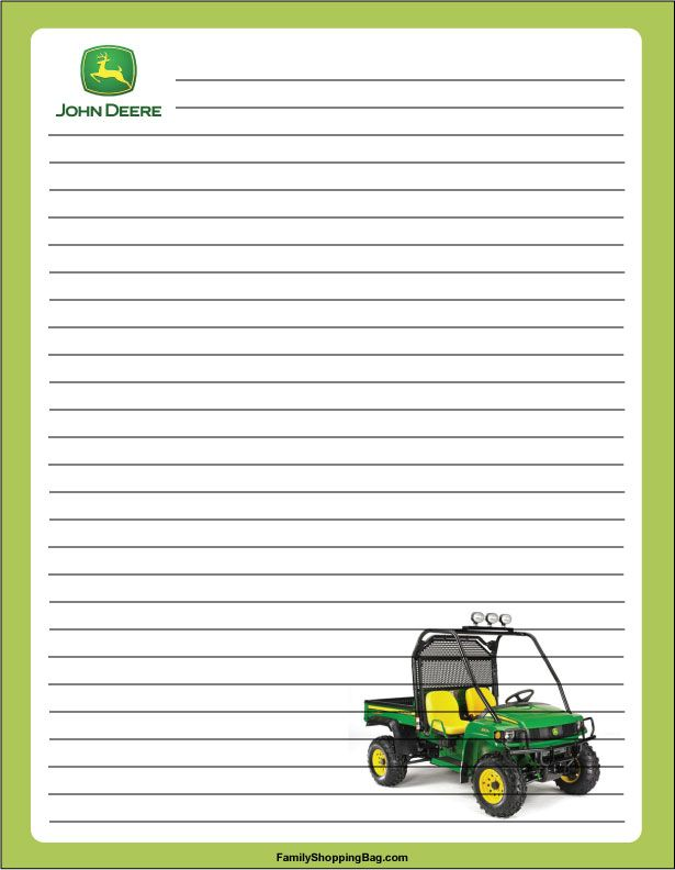 tractor template to print - 200 best john deere tractor printables images on pinterest