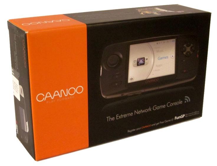 Caanoo box