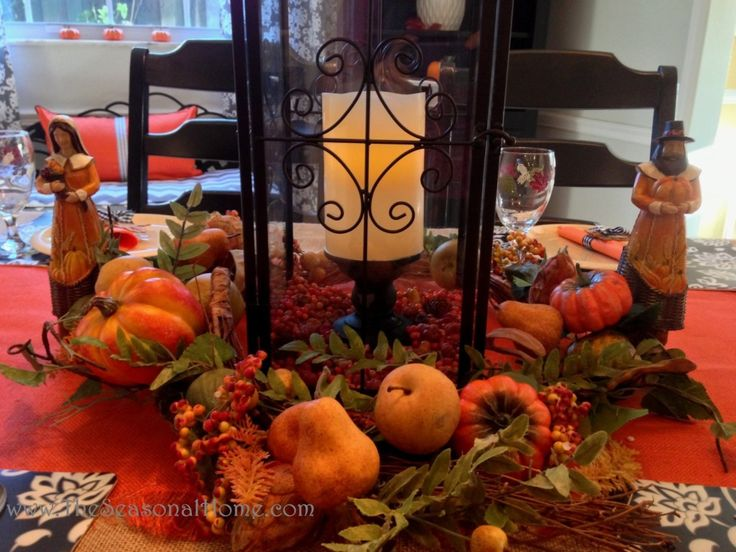 131 best dollar tree decorating ideas images on pinterest for Table 52 thanksgiving