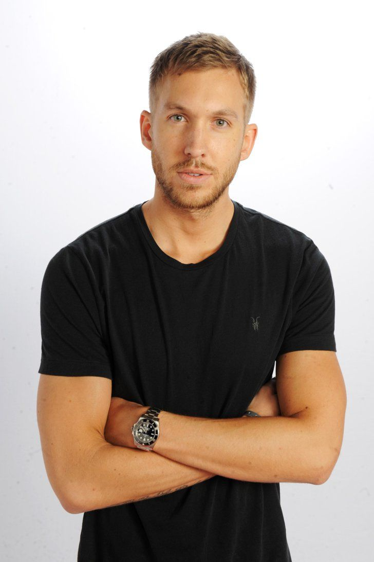 Pin for Later: Did You Know Calvin Harris Used to Look Completely Different? 2012