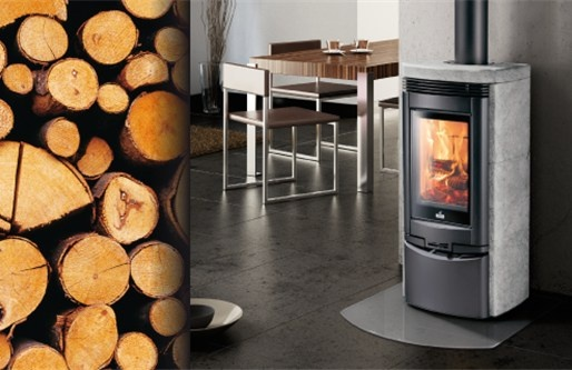 Wood stove Marzia - Wood