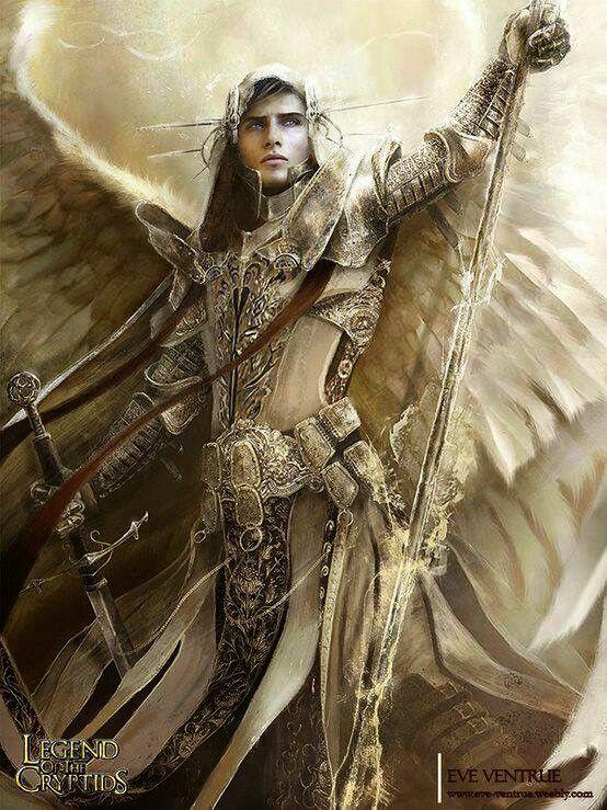 Αποτέλεσμα εικόνας για angels and archangels fantasy art