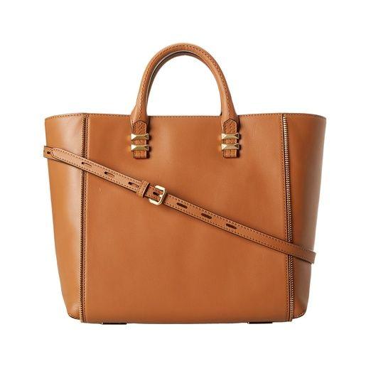 Rebecca Minkoff Mini Perry Tote #rankandstyle http://www.rankandstyle.com/top-10-list/best-summer-work-bags/rebecca-minkoff-mini-perry-tote-2/
