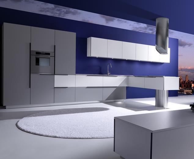 New Modern Kitchen Designs Effeti Segno 1 Thumb New Modern Kitchen Designs  By Effeti New Segno U0026 Sinuosa Kitchens