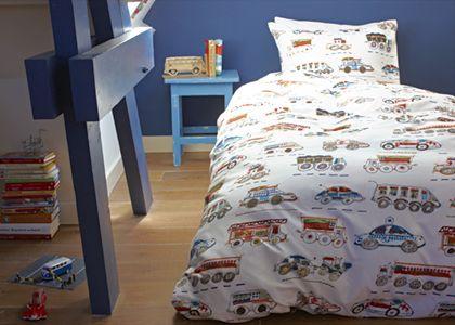 Beddinghouse - Beddinghouse Kids on the Way Blue