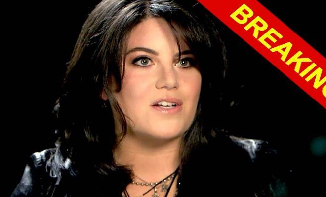 Three FILTHY Details About The Clinton-Lewinsky Affair Have JUST Been Leaked!!