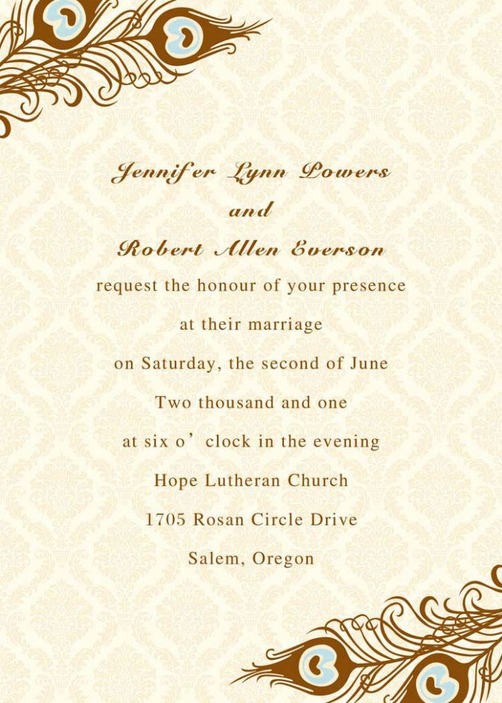 Wedding Card Background Invitation Ideas Marriage