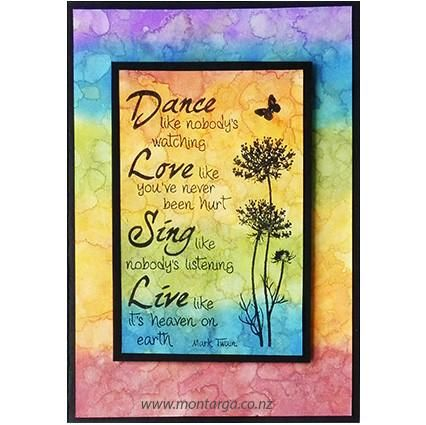 Dance Wording - Rainbow