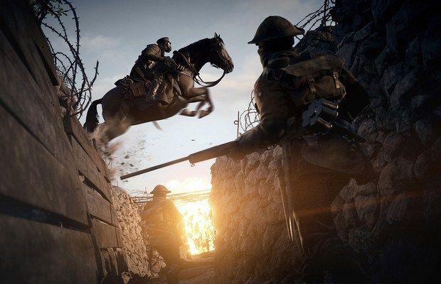 Rumor - Battlefield 1 Premium Images Found in Closed Alpha Files