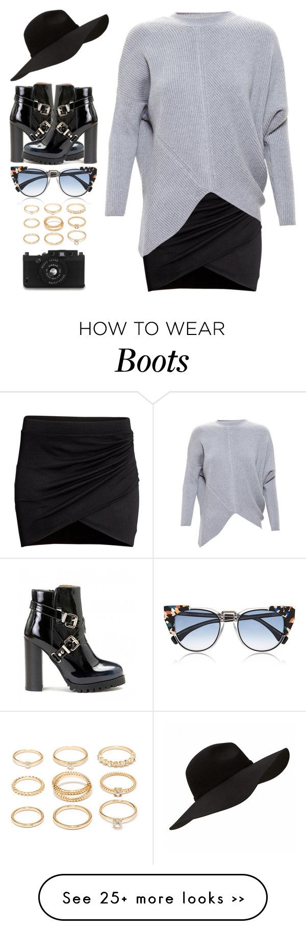 """""""Untitled #1192"""" by i-am-leia on Polyvore"""