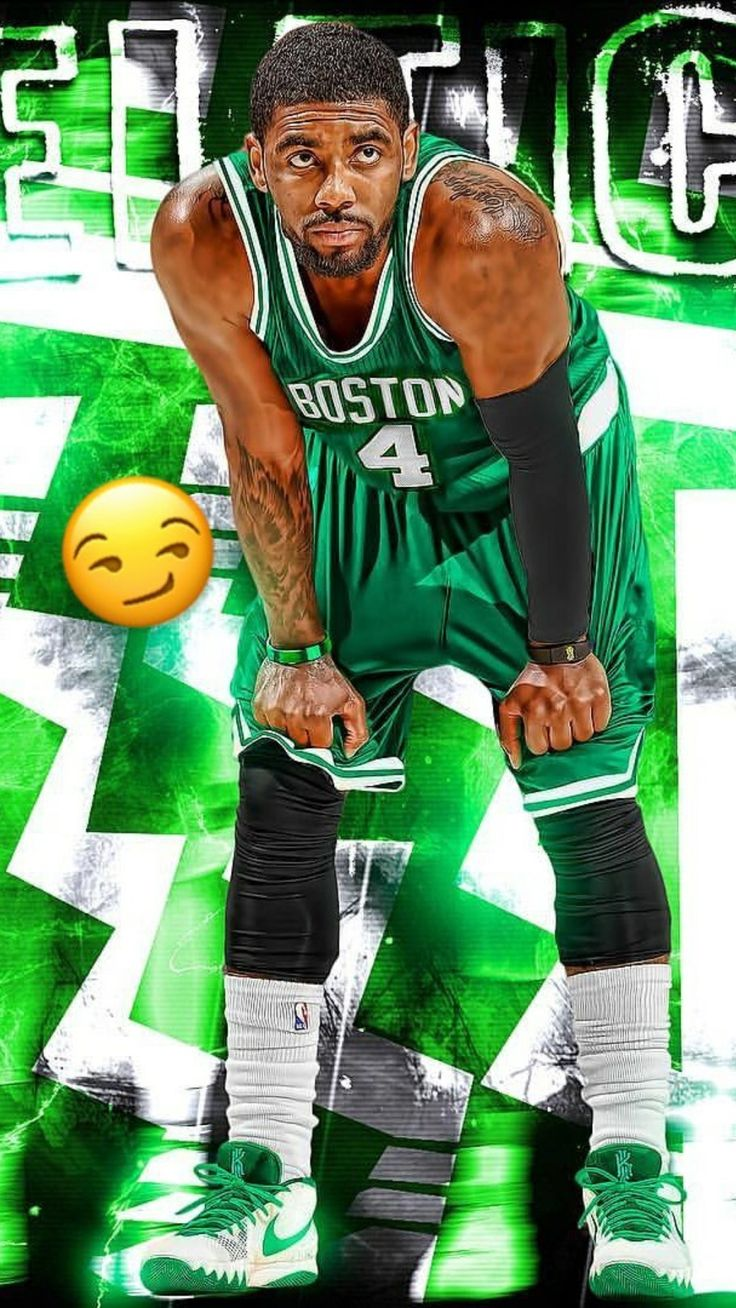 Kobe Bryant Quotes Wallpaper Hd Kyrie Irving Wallpaper Boston Celtics Celtics Kyrie