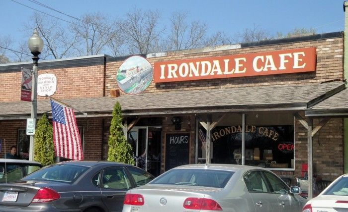 5. Irondale Cafe, 1906 1st Ave N, Irondale, AL 35210
