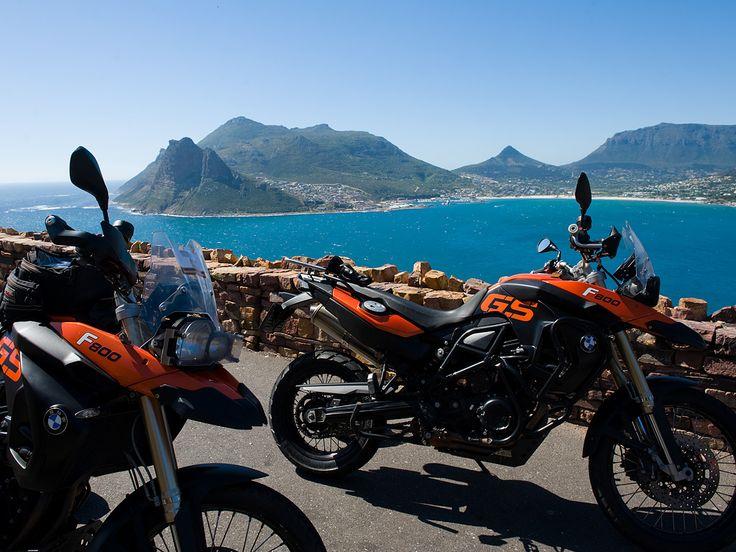 Chapman's Peak #adventuretravel #motorcycletours #bmwf800gs