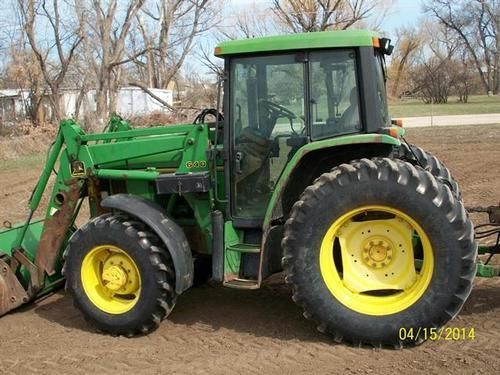1993 John Deere 6400 Tractor  http://www.heavyequipmentregistry.com/heavy-equipment/12911.htm