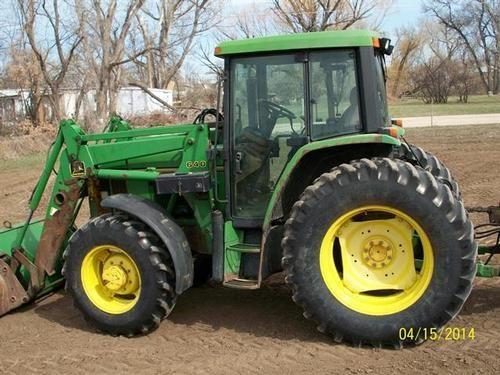 1993 John Deere 6400 Tractor  http://www.heavyequipmentregistry.com/heavy-equipment/12911.htm