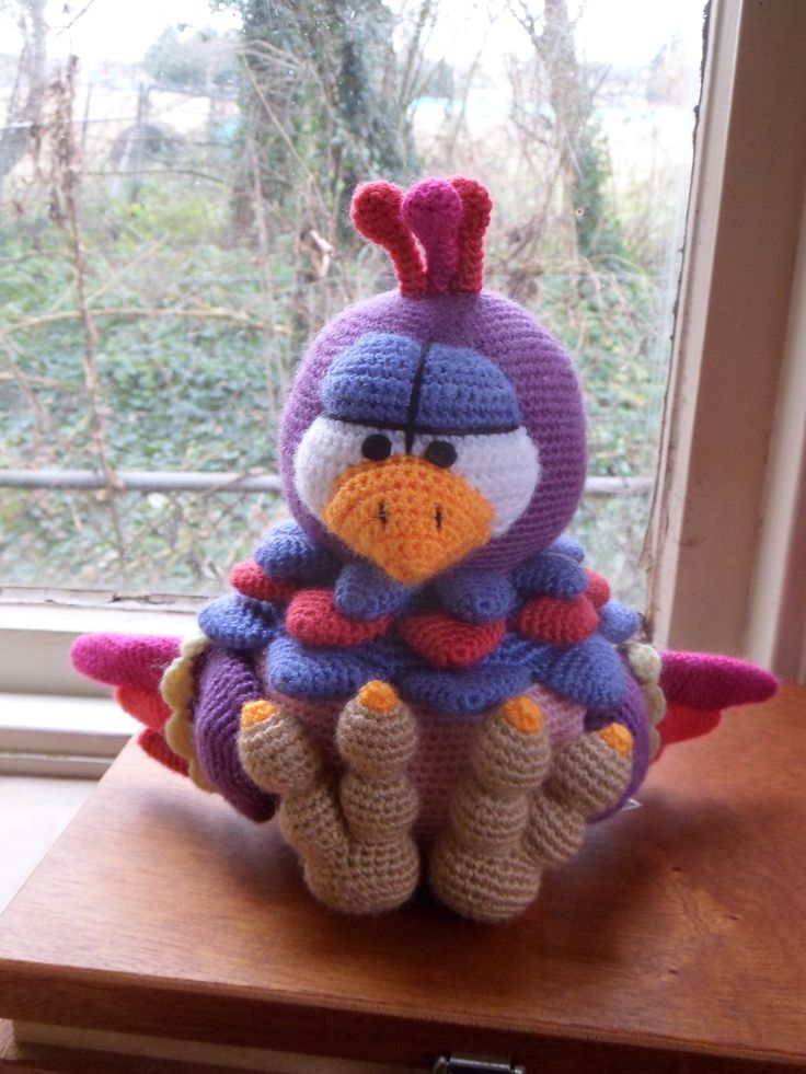 Ravelry: Miek80's Chick