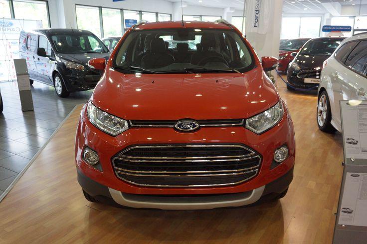 Ford ECOSPORT Foto tomada en el concesionario #Carbizkaia de #Galdakao por www.tukilometrocero.com #Ford #Vizcaya #Concesionarios