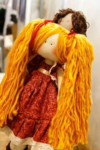Boneca do taller de Millyta